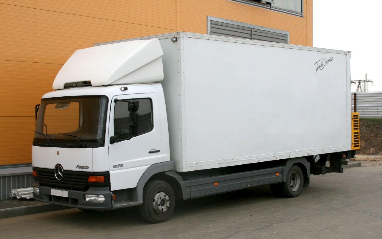 после такого, трехтонные грузовики фото шее